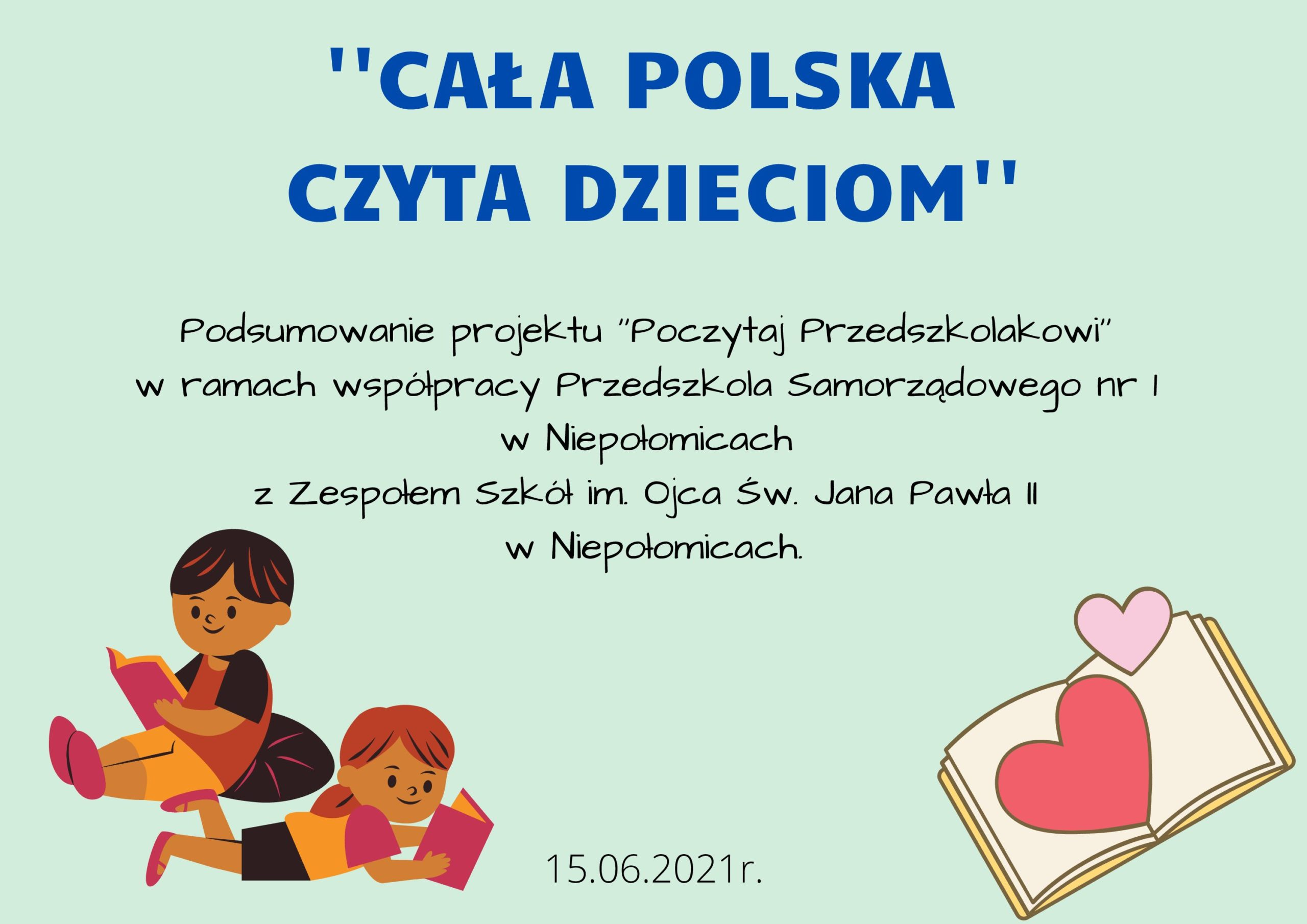 """ Poczytaj Przedszkolakowi "" post thumbnail"